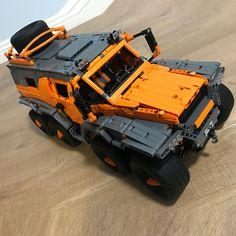 LEPIN Technic Series Off-road vehicle Model Building Blocks Educational Toys - Blocks