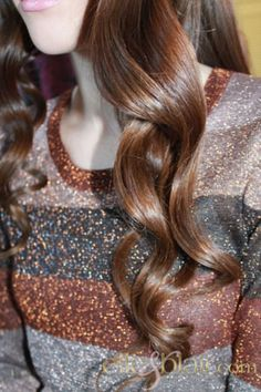 great tutorial on how to get perfect loose curls