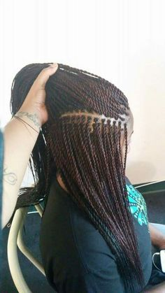 Senegalese Twist Braids Picture 49 senegalese twist hairstyles that you should not miss Senegalese Twist Braids. Here is Senegalese Twist Braids Picture for you. Senegalese Twist Braids 49 senegalese twist hairstyles that you should not m. Senegalese Twist Braids, Senegalese Twist Hairstyles, African Braids Hairstyles, Cornrows, Rope Twist Braids, African Braids Styles, Hair Twists, Sisterlocks, Black Girl Braids