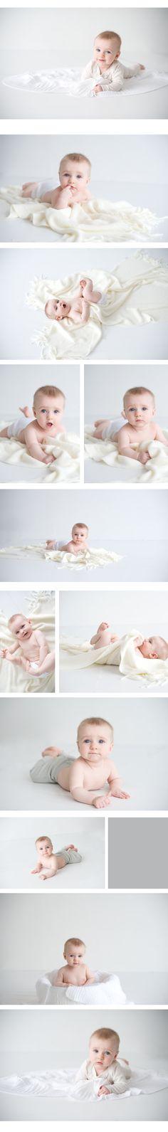 Baby boy 6 months    Lane Proffitt Photography |Nashville TN|