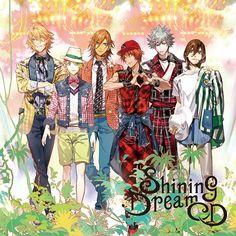 Uta no Prince Sama Shining Dream CD [Limited Edition] DAY DREAM/NIGHT DREAM CD Maxi