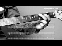 "Blues Guitar Lesson - Shuffle Rhythm & Chords ""Fill It"" - YouTube"