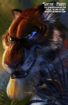 Shere Khan by scarypet on deviantART
