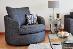 'Natalia' Twister Chair from Harvey Norman Ireland