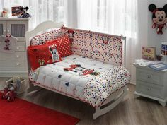 Quilt: Fitted bed sheet: Pillow Case: Pcs) Bumper: Buy quality products for your baby. Our products are made of cotton. Baby Girl Bedding, Baby Bedding Sets, Baby Cribs, Minnie Mouse Nursery, Disney Nursery, Nursery Crib, Organic Baby, Bed Sheets, Toddler Girl