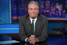 "Jon Stewart will save us! The future of healthcare may rest with ""The Daily Show"" - by Julie Sokolow"