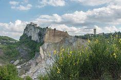 San Leo. Fortress On A Rock. Rimini.