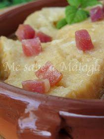 Me sabe a Málaga: Sopas de ajo Cheeseburger Chowder, Pudding, Soups, Desserts, Gastronomia, Cheesy Potatoes, Garlic Soup, Soup Recipes, Spanish Cuisine