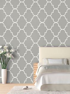peel and stick wallpaper libby langdon | markergirl: mom on the go