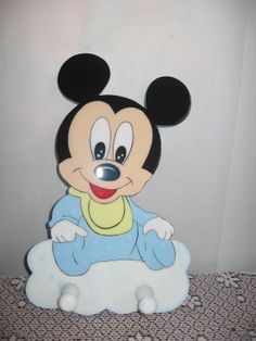 Mickey @ Minnie | perchero mickey bb perchero bbs mickey juego minnie en rojito quedo ...