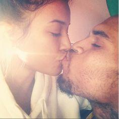 Chris Brown  Karrueche Tran Are Together