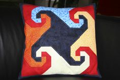 Polster Quilts, Do Your Thing, Nice Asses, Comforters, Patch Quilt, Kilts, Log Cabin Quilts, Quilting, Quilt