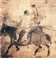 ancient chinese paintings of people - Google Search