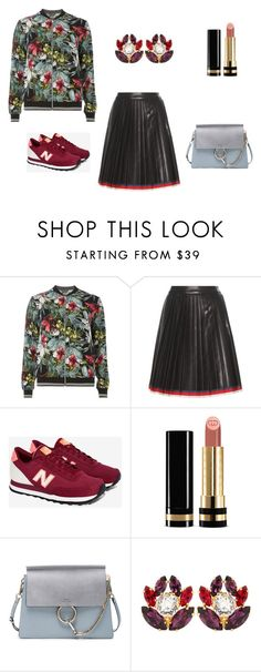 """""""In bloom"""" by ustine on Polyvore featuring moda, Dorothy Perkins, Gucci, New Balance, Chloé i Dolce&Gabbana"""
