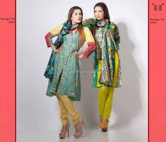 Ittehad Crystal Lawn 2013 Volume 3 for Women 005