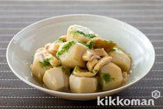 里芋と油揚げのとろみ煮のレシピをご紹介。里芋と油揚げを使って簡単お手軽に調理できます。炒め物や煮物から揚げ物まで様々な献立レシピを簡単検索!お弁当や健康(ダイエット)レシピもご用意しています。キッコーマンのレシピサイト【ホームクッキング】