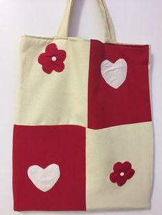 Reusable Tote Bags, Bag, Burlap, Dressmaking, Manualidades