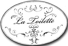 The Stupell Home Decor Collection La Toilette White with Black Scrolls Oval Bathroom Wall Plaque ** Special offer just for you. : Christmas Home Decor Diy Image, Image Link, Image Deco, Etiquette Vintage, Foto Transfer, Transfer Paper, Vintage Labels, Wood Wall Art, Wall Décor