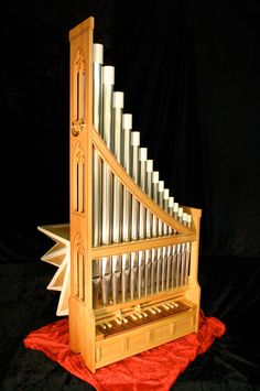 Portative Organ.