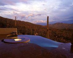 Tucson Infinity Edge Pool