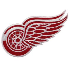 Detroit Red Wings Current Primary Team Logo Hockey Jersey Patch Emblem Crest…