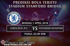 Prediksi Bola Chelsea Vs Tottenham Hotspur akan diselenggarakan di Stamford Bridge (Chelsea) pada hari Sabtu, 1 April 2018, kick off-nya pertandingan dimulai pukul 22.00 WIB.