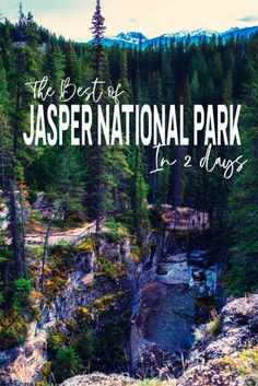Jasper National Park Things To Do: Your ultimate guide for spending 2 days in Jasper National Park for hikers and families. The perfect Jasper National Park Hiking itinerary. Canada National Parks, Banff National Park, Quebec, Vancouver, Toronto, Canadian Travel, Hiking Guide, Best Hikes, Travel Guides