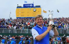 Three cheers for Ernie Else's epic winning at the 2012 Open Championship