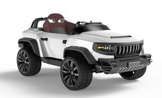 Jeep Pedal Car