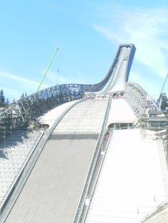 Holmenkollbakken is a large ski jumping hill located at Holmenkollen in Oslo, Norway.