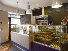 Agencement Boulangerie Patisserie Chocolaterie Boulanger Patissier Chocolatier Rennes Nantes Angers Le Mans Houal Creation