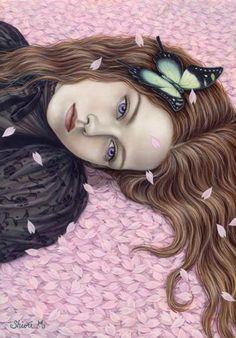 Art of Shiori Matsumoto | Change of  Flowers