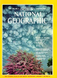 National Geographic 1981 January -