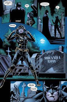"""Batman & Robin Eternal #26 - """"New World"""" (2016)"""