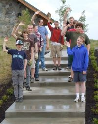 Finding Ideas for an Eagle Scout Project