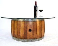 BARREL ART Kala Wall Mounted Wine Barrel by winecountrycraftsman