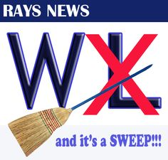 Tampa Bay Rays: Another Nail Biting 9th inning and it's a walk off with a home run hit by James Loney! It's a 4 game SWEEP over the Orioles. RAYS 5 - ORIOLES 4. 09/23/2013. YAY! Go Rays!