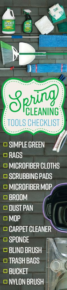 Spring Cleaning got you feeling a little overwhelmed? Having all of the right cleaning tools is half the battle. Grab these & click through to our Cleaning Tips site for even more helpful tips. Spring Cleaning List, House Cleaning Tips, Deep Cleaning, Cleaning Hacks, Homemade Cleaning Products, Clean Microfiber, Works With Alexa, Cleaning Solutions, Get The Job