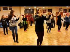 Haydar Yıldız'la Roman Dansı ( İlk Ders )