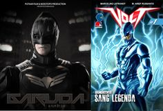 2 Film Superhero Indonesia Bergaya Hollywood Rilis Tahun 2014? | Amen Room dot Com