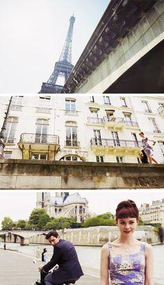 Jenny at Paris
