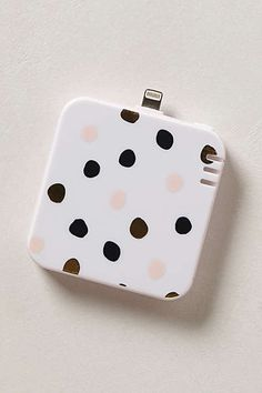 Anthropologie - Mod Dot Backup iPhone 5 Battery so cute!!!