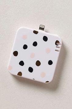 Anthropologie - Mod Dot Backup iPhone 5 Battery