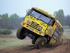 Dakar style!