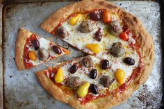 The Best Gluten-Free Pizza Crust by Heather Christo, via Flickr