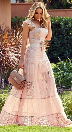 Classy Dress, Classy Outfits, Chic Outfits, Women's Fashion Dresses, Casual Dresses, Summer Dresses, Beautiful Gowns, Beautiful Outfits, Looks Chic