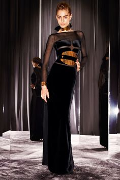 Tom Ford - Fall 2012 Ready-to-Wear - Look 21 of 25