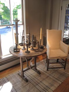 Hill Country House: Antiques and Art, Wiscassett, Maine - Part One