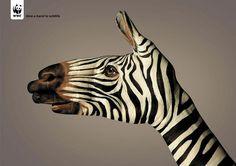 The 32 Most Creative WWF Ads Guerrilla Marketing Photo