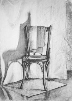 Tonett (charcoal, 1997)